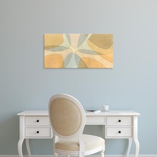 Easy Art Prints Renée W. Stramel's 'Nexus II' Premium Canvas Art