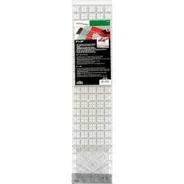 "OmniEdge Non-Slip Quilter's Ruler-5""X24"""
