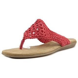 A2 By Aerosoles Chlutch Open Toe Synthetic Flip Flop Sandal