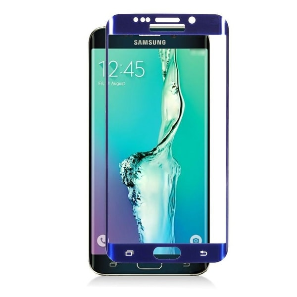 Insten Tempered Glass LCD Screen Protector Film Cover For Samsung Galaxy S6 Edge Plus