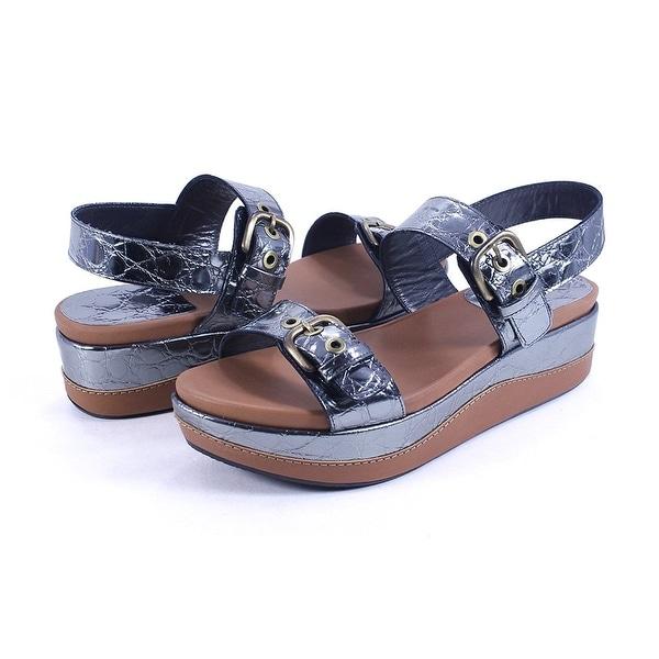 Stuart Weitzman Womens GateKeeper Open Toe Casual Platform Sandals