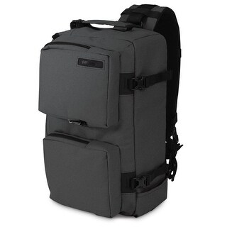 Pacsafe Camsafe Z14-Charcoal Anti-Theft Camera & Tablet Cross Body Pack