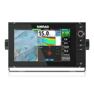 Simrad NSS9 evo2 Combo Multifunction Display Insig Simrad NSS9 evo2 Combo Multifunction Display Insight