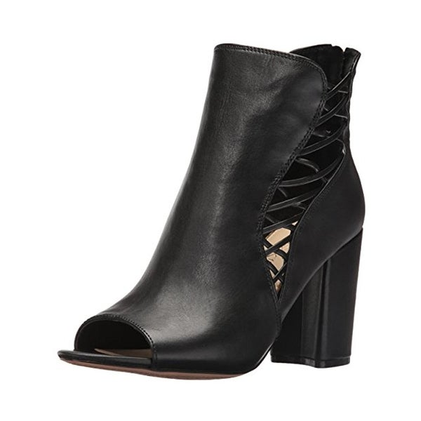 Jessica Simpson Womens Millo Booties Cut-Out