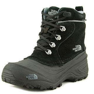The North Face Chilkat Lace II   Round Toe Suede  Snow Boot