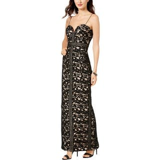 39b429ee43e Betsy   Adam Womens Evening Dress Cut Out Sequined. SALE. Quick View