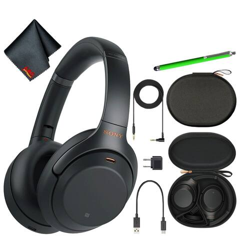 Sony WH-1000XM3B Wireless Bluetooth Noise-Canceling Over-Ear