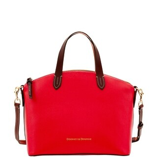 Dooney & Bourke Leather Small Gabriella (Introduced by Dooney & Bourke at $248 in Oct 2016) - Red