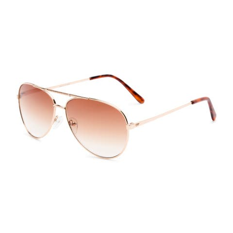 Readers.com The Conrad Reading Sunglasses Aviator Reading Glasses
