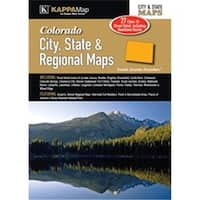Universal Map 17073 Colorado City & State & Regional Maps