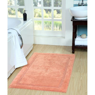 Saffron Fabs Cotton Regency Bath Rug