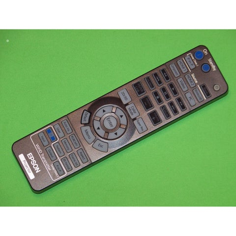Epson Projector Remote Control Shipped With: PowerLite Pro Cinema 4030 & 6030UB