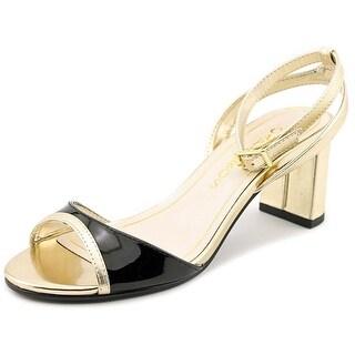 Caparros Belize Women Black/Gold Sandals