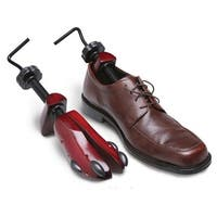 Cedar Wood Shoe Stretchers with Pressure Point Plugs - Women's 5-8 - 1 Pair