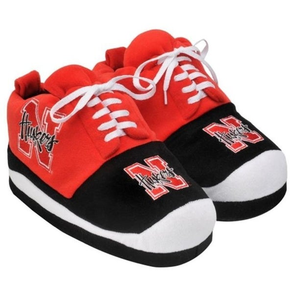 b339c6d7f Shop Nebraska Cornhuskers Slippers - Mens Sneaker - Free Shipping Today -  Overstock - 23431667