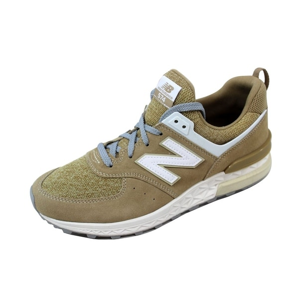 New Balance Men's 574 Sport Beige/Khaki MS574BS