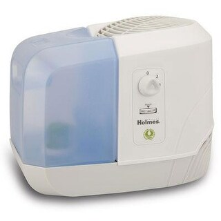 Jarden Hm1300-Nu Holmes 24-Hour Small Room Cool Mist Humidifier White