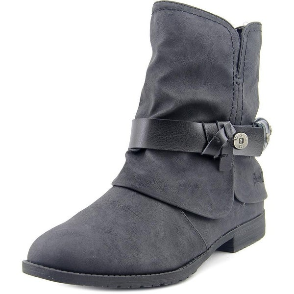 Blowfish Tram Women  Round Toe Synthetic  Ankle Boot