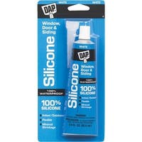 Dap Wht W&D Silicone Sealant 00752 Unit: EACH
