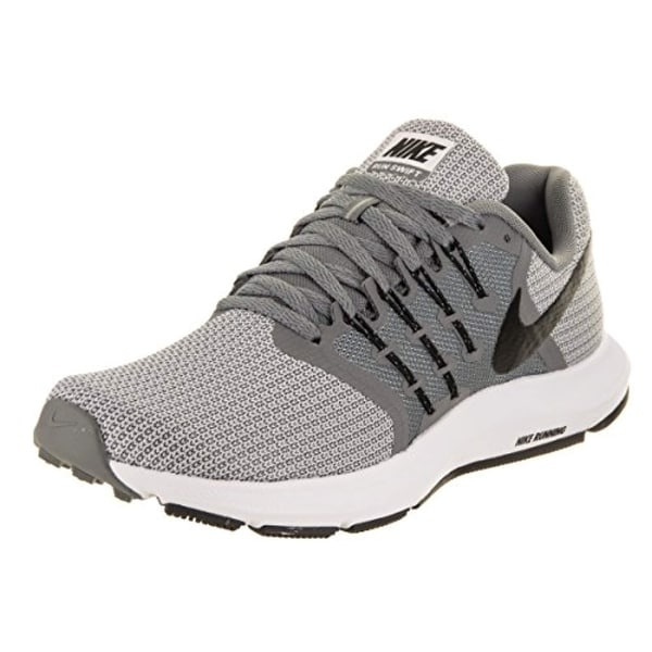 online store 3d22f fd85a Shop Nike Women s Run Swift Running Shoes (Cool Grey Wolf Grey) - Free  Shipping Today - Overstock - 27125848