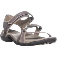 Teva Verra SandalStrappy Perforated Sports Sandals, Bungee Cord