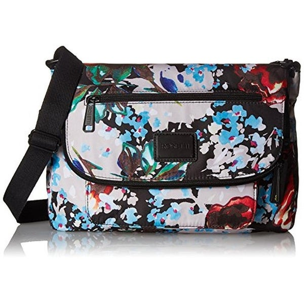 Rosetti Womens Cool And Collected Crossbody Handbag Flap