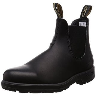 Blundstone Mens Leather Pull On Chelsea Boots - 7.5 medium (d)