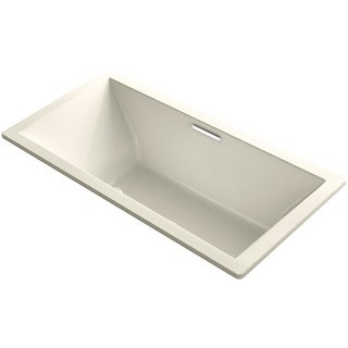 "Kohler K-1834 Underscore 72"" Soaking Tub with Center Drain"