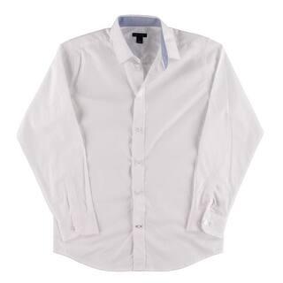 Tommy Hilfiger Boys Button-Down Shirt Collar Dressy - 16|https://ak1.ostkcdn.com/images/products/is/images/direct/3036ecd5ce4415ec7a63e17a40be24c4ca9c94bb/Tommy-Hilfiger-Boys-Button-Down-Shirt-Collar-Dressy.jpg?impolicy=medium