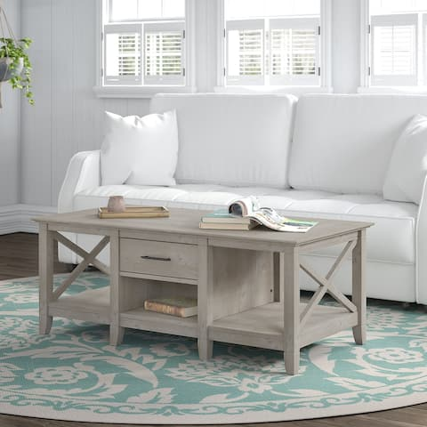 The Gray Barn Coffee Table with Storage