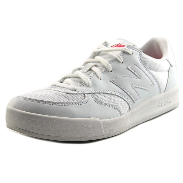 d5f8a65c1e Shop New Balance WRT300 Women Round Toe Leather White Sneakers ...