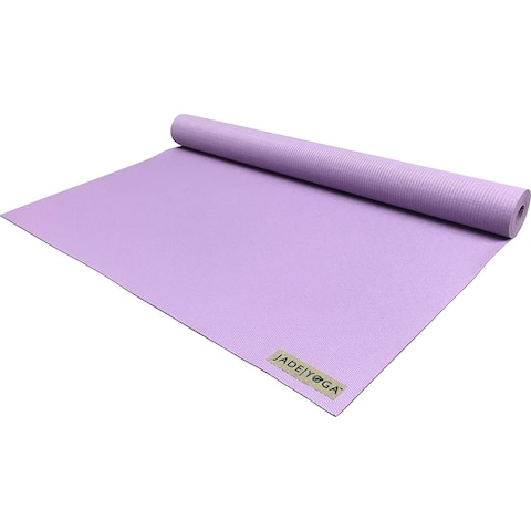 "Jade Yoga 668L Voyager Mat, Lavender, 1/16"" 24"" x 68"""