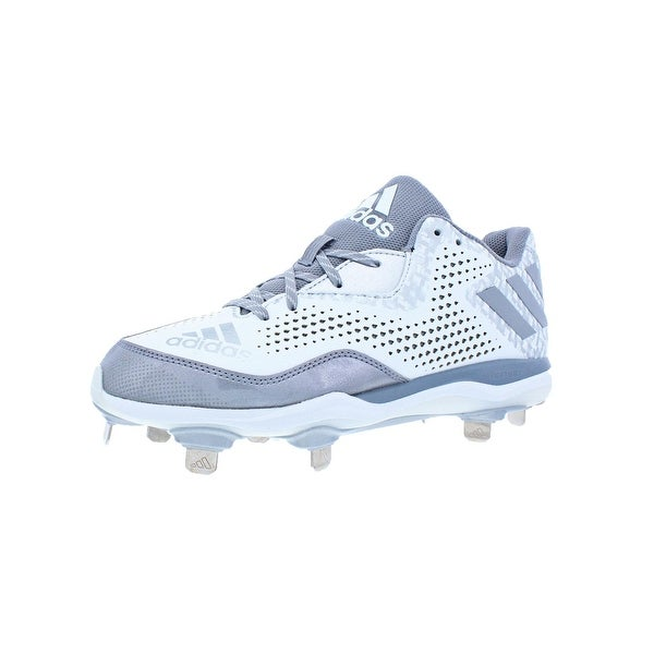 Adidas Womens Power Alley 4 Cleats Perforated Athletic - 8.5 medium (b,m)