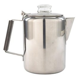 Tops 409 Rapid Brew Percolator, 9 Cup