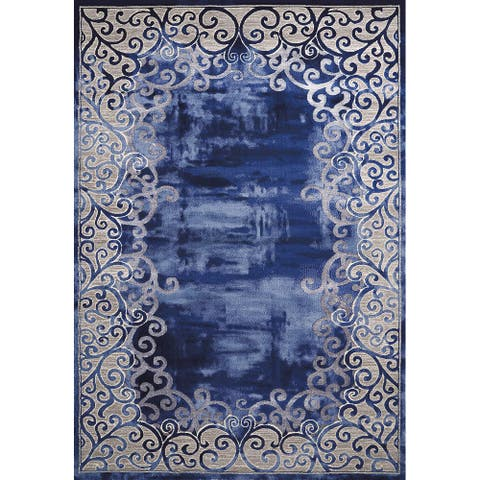 Westfield Home Mirage Luminous Geometric Area Rug