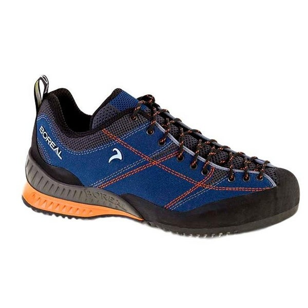 Boreal Athletic Shoes Mens Flyers Vent Nylon Lace Up Approach