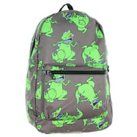 Rugrats Backpack Reptar Nickelodeon Print - One Size Fits Most