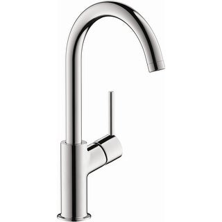 Hansgrohe 32082  Talis S Single Hole Bathroom Faucet with EcoRight, Quick Clean, and ComfortZone Technologies - Drain Assembly