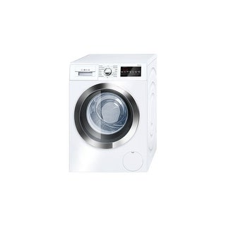 Bosch WAT28402U 24 Inch Wide 2.2 Cu. Ft. Energy Star Rated Front Loading Washer with SpeedPerfect