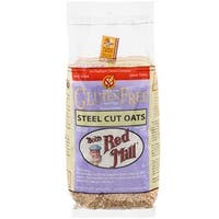 Bob's Red Mill - Gluten Free Steel Cut Oats ( 4 - 24 OZ)