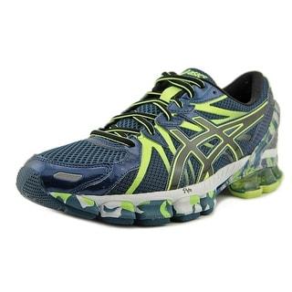 Asics GEL Sendai 3 Men Round Toe Synthetic Multi Color Running Shoe