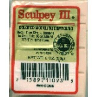 Beige - Sculpey Iii Polymer Clay 2Oz