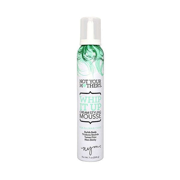Nym Whip It Up Cream Styling Mousse 7 Oz