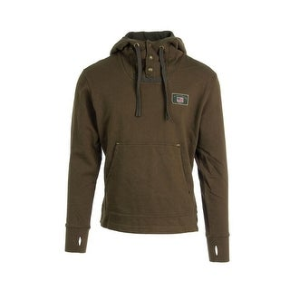 U.S. Army Mens Cotton Pullover Hoodie - S