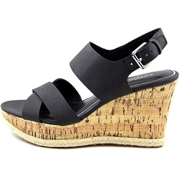 American Living Womens Adrina Open Toe Casual Espadrille Sandals