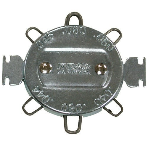 Shop KD 166 Spark Plug Gap Gauge - Free Shipping On Orders Over  45 -  Overstock.com - 17951444 0939a48c9ce5
