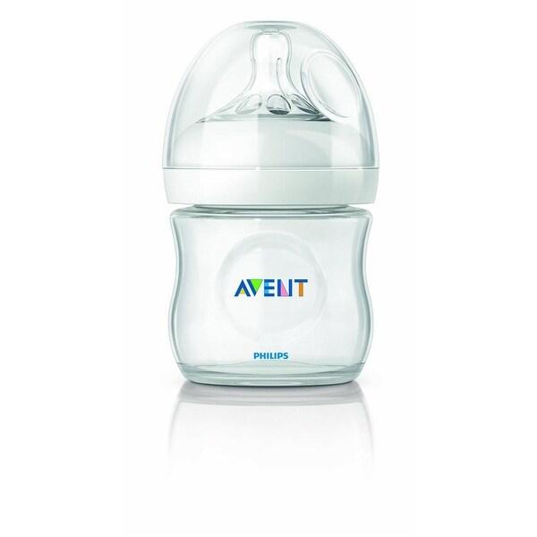 Philips AVENT Natural Polypropylene 4-oz Bottle