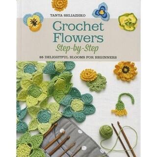 St. Martin's Books-Crochet Flowers