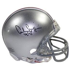 Archie Griffin Signed Ohio State Buckeyes TB Mini Helmet 7475 Heisman Steiner Hologram