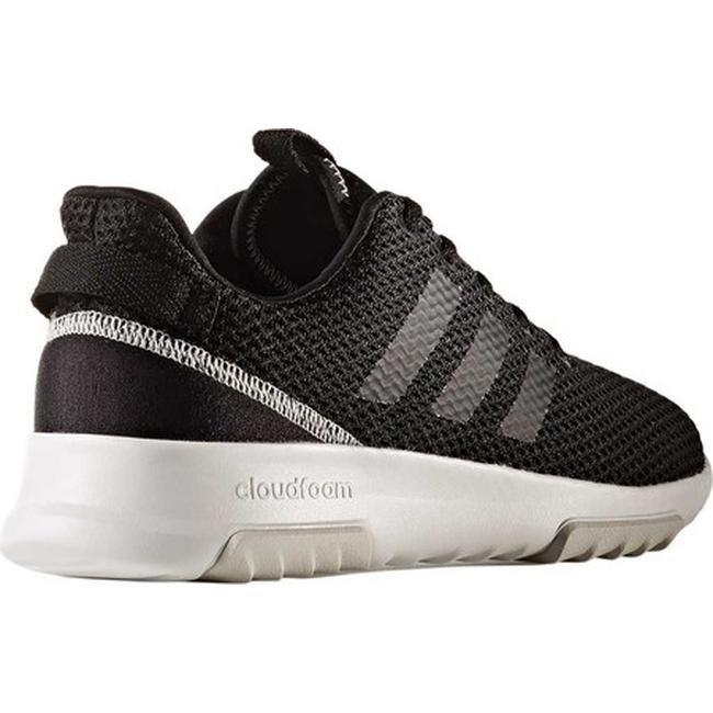 adidas Women's NEO Cloudfoam Racer TR Running Shoe Core Black/Core Black/Grey One F17